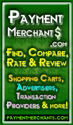 Payment Merchants, Shopping carts, Advertisers to start your E-commerce Life!
