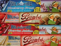 New Flavoured Papers