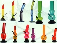 Acyrlic Water Pipes