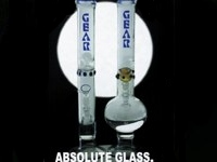 Gear Glass Waterpipes
