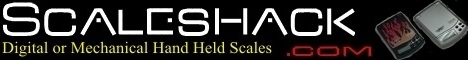 Scaleshack.com is your Online Store for Digital and Mechanical Scales