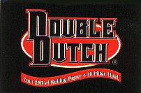 Double Dutch Papers with Tips