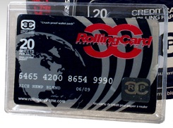 Rolling Card Credit Card Rolling Papers