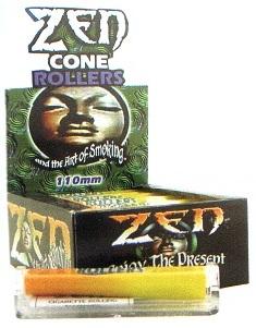 zen cone rolling machine