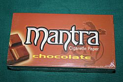 Mantra Chocolate Flavoured Rolling Papers