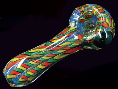 Glass Pipes | Glass Water Pipes | Bubbler Pipes | Glass Blunt | 420