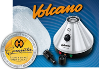 The Volcano Vaporizer